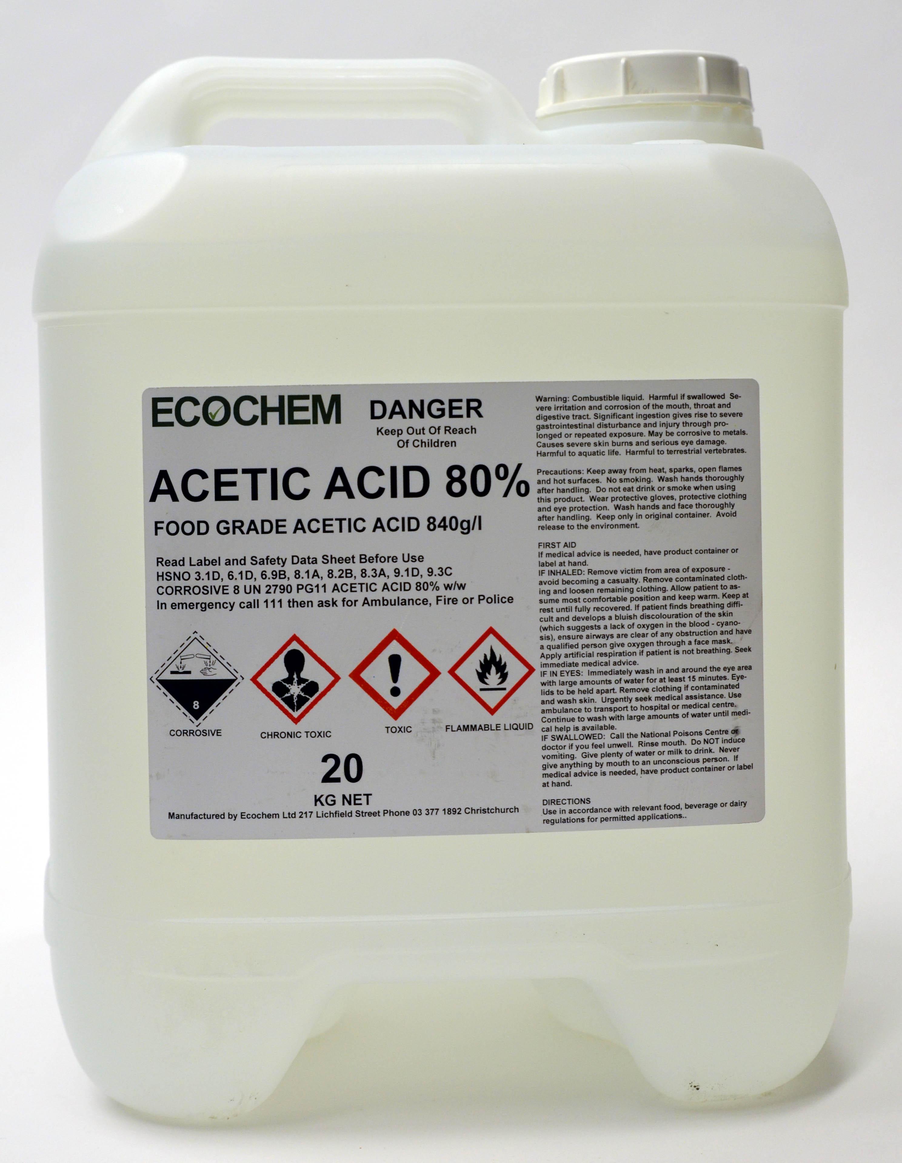 واردکننده اسید استیک