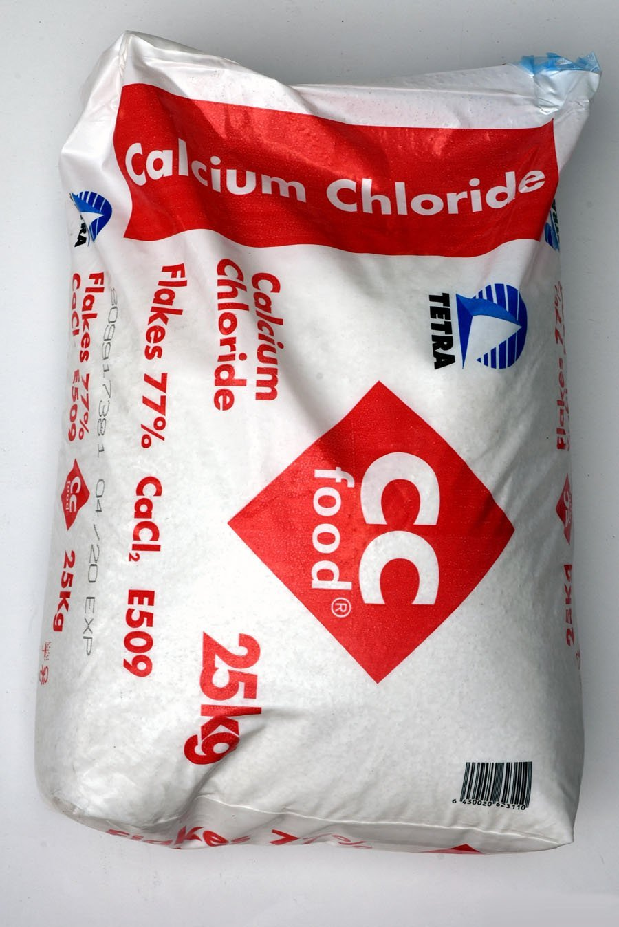Calcium Chloride Flakes 77 Food Grade Ecochem Limited