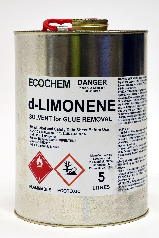 D Limonene Alkaline Solvent Ecochem Limited