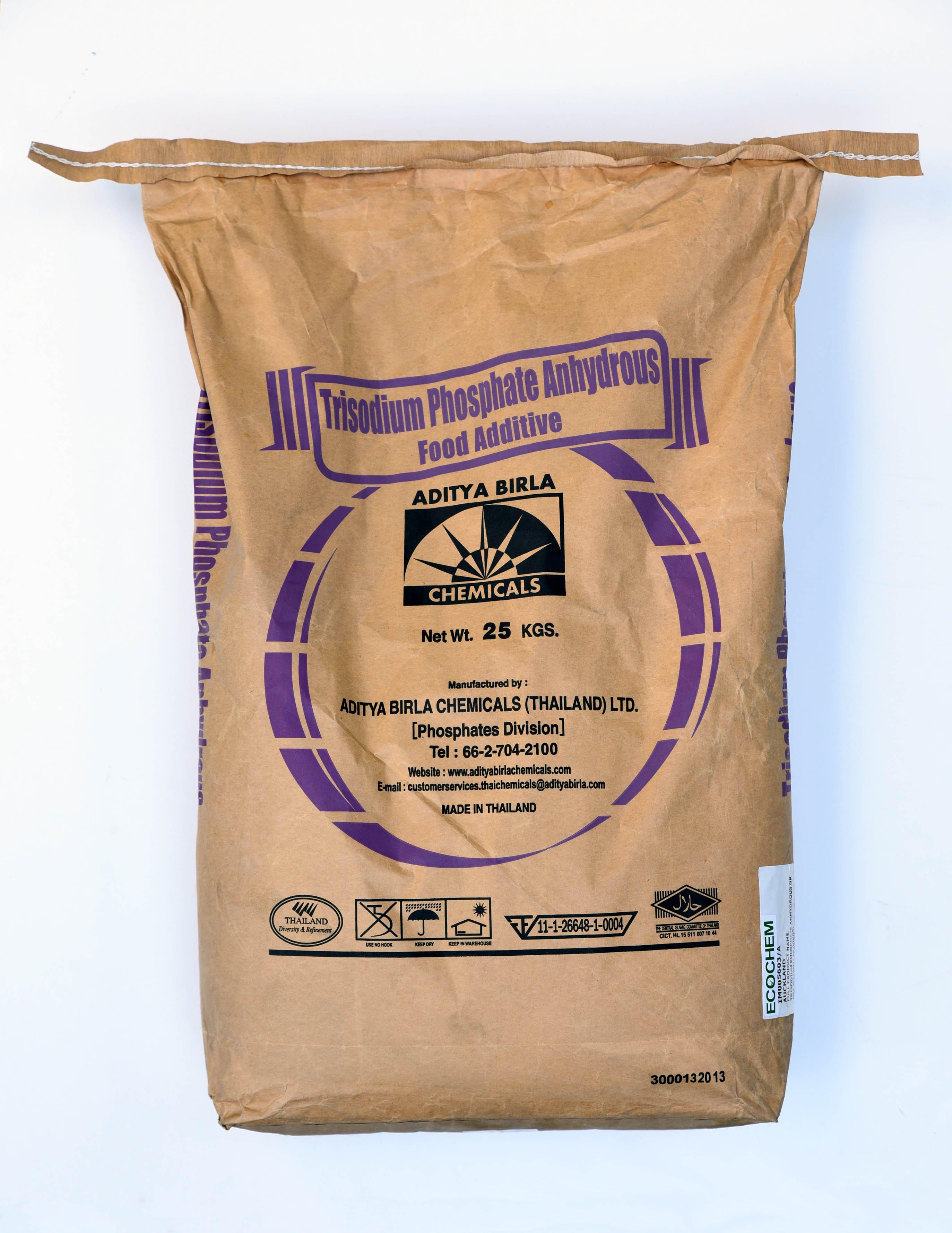 Trisodium Phosphate Food Grade Ecochem Limited